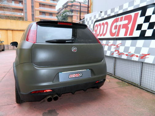 Fiat Grande Punto Sporting Abarth powered by 9000 Giri
