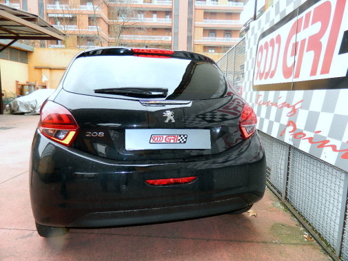 Peugeot 208 1.2 powered by 9000 Giri
