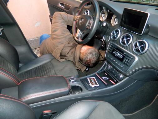 Mercedes Classe A 1.5 180 Cdi powered by 9000 Giri