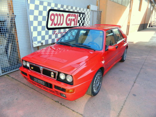 Lancia Delta Integrale Evoluzione powered by 9000 Giri