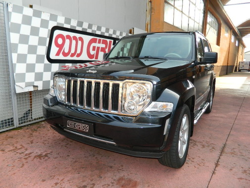 Jeep Cherokee KK 2.8 Crd powered by 9000 Giri