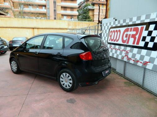 Seat Altea 1.6 Tdi powered by 9000 Giri
