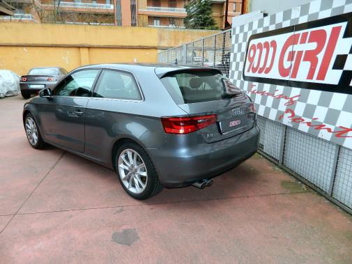 distanziali Audi A3 by 9000 Giri