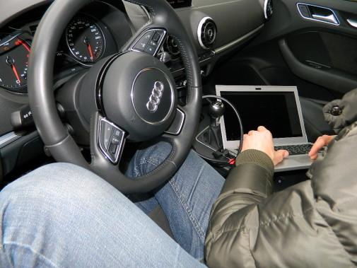 rimappatura centralina elettronica Audi A3 2.0 tdi