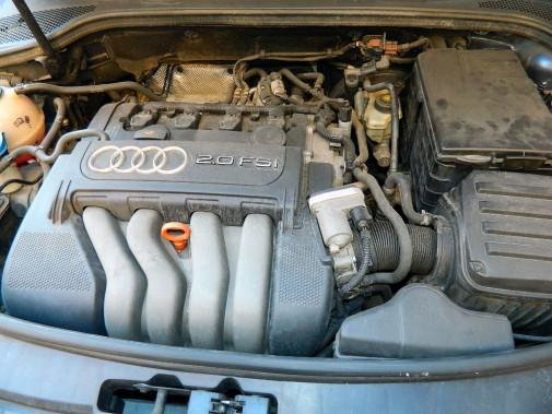 rimappatura centralina elettronica Audi A3 2.0 Tsi