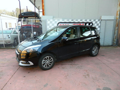 impianto xeno Renault Megane Scenic