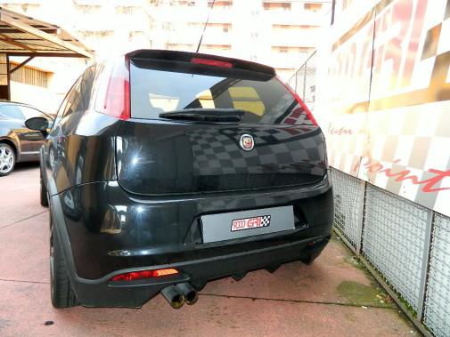 Fiat Grande Punto Abarth powered by 9000 Giri