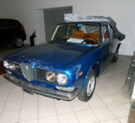 "Lancia Flavia berlina 2000 i.e. 1974 ""Balmoral"""