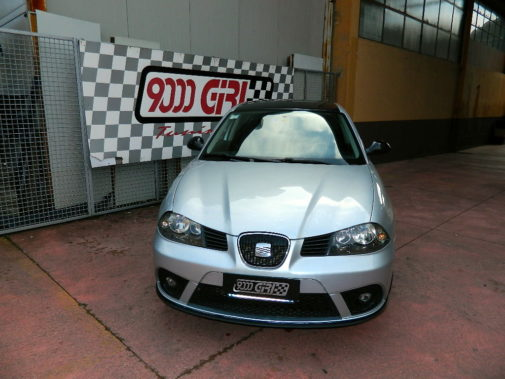 Seat Ibiza 1.2 powered by 9000 Giri