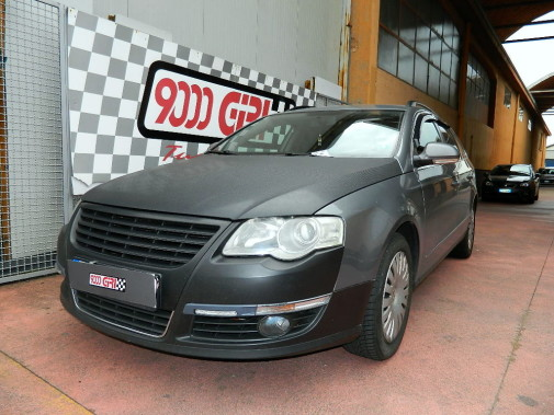Vw Passat 2.0 Tdi powered by 9000 Giri
