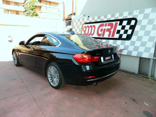 9000 Giri Power Chip Bmw 420 d