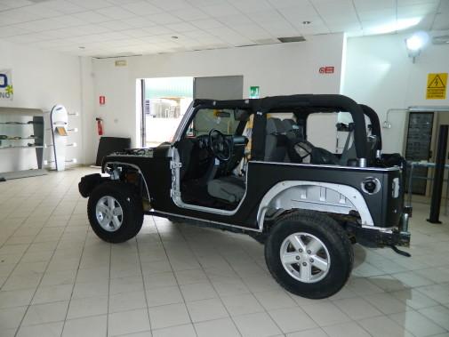 jeep wrangler jk powered by 9000 giri