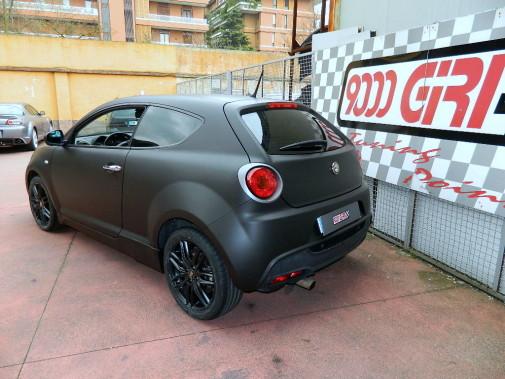 Alfa Romeo Mito powered by 9000 Giri