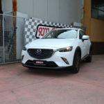 """Mazda Cx 3 """"La gabbia di Faraday"""""""