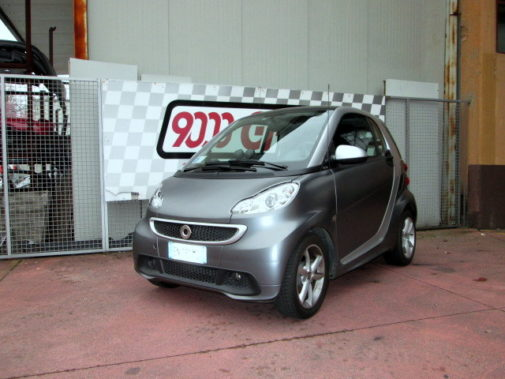 Smart Fortwo 800 Cdi powered by 9000 Giri
