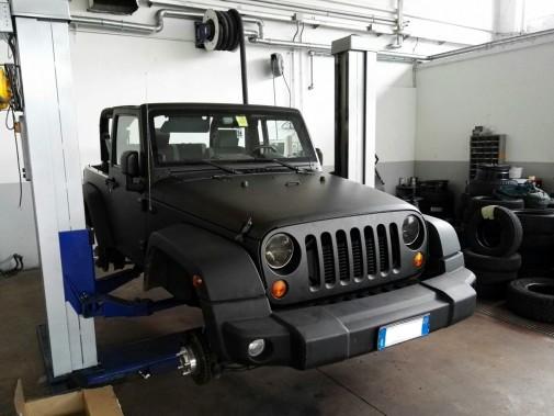 Jeep Wrangler Jk by 9000 Giri (2)