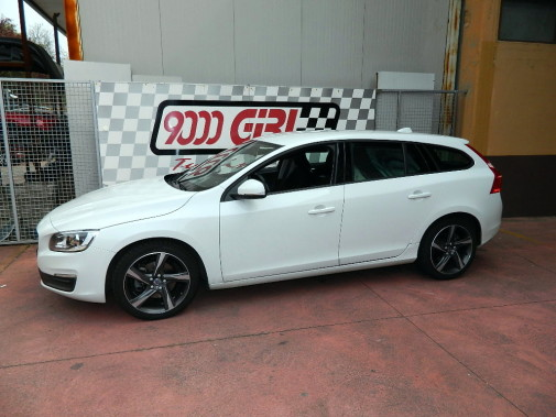 Volvo V60 powered by 9000 Giri (2)
