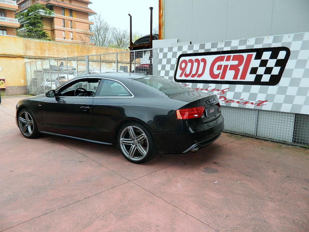 Archivio Elaborazioni 187 Audi A5 3 0 V6 Tdi Razzo Vettore