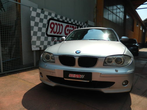 bmw 118 d powered by 9000 giri