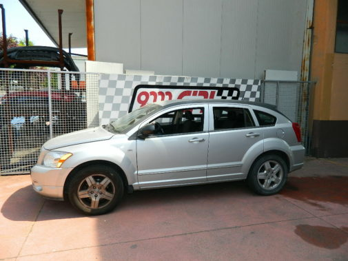 dodge caliber 2.0 crd powered by 9000 Giri