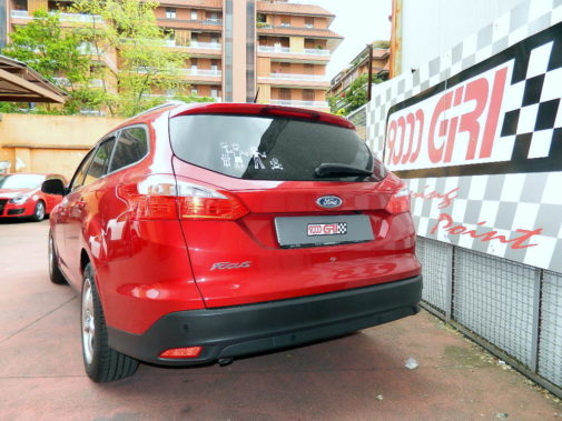 ford focus powered by 9000 giri (5)