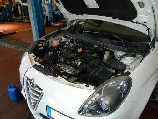 giulietta powered by 9000 giri