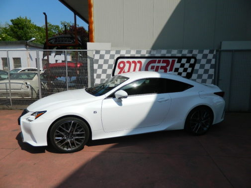 lexus rc powered by 9000 giri (3)