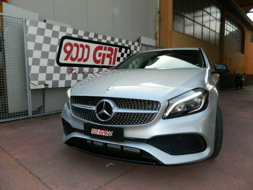 mercedes classe a powered by 9000 giri (5)