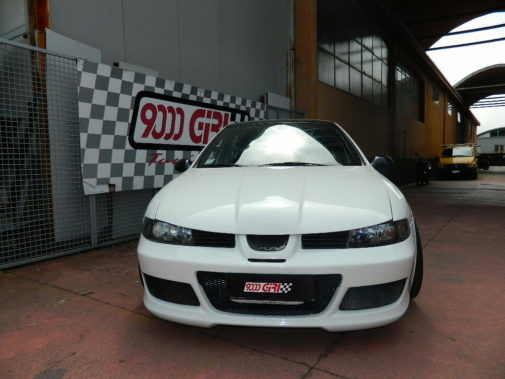 seat leon powered by 9000 giri