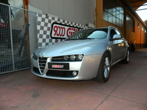 Alfa 159 2.0 jtdm powered by 9000 giri