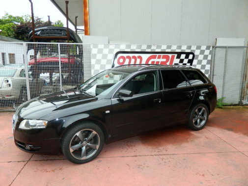 Audi A4 2.0 tdi powered by 9000 Giri