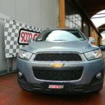 "Chevrolet Captiva 2.0 Td ""Documento segreto"""
