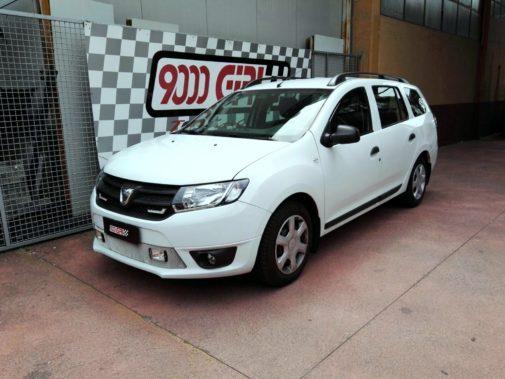Dacia Logan Mcv powered by 9000 Giri (3)