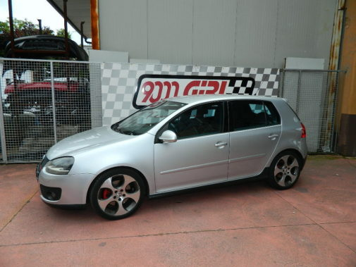Golf V gti powered by 9000 giri