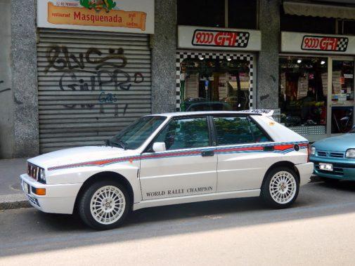 Lancia Delta Integrale Evo II powered by 9000 Giri