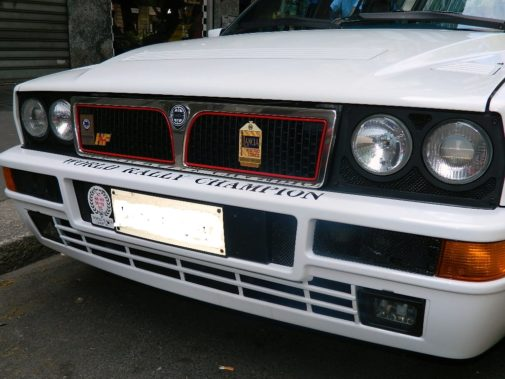 Lancia Delta Integrale Evo II powered by 9000 Giri