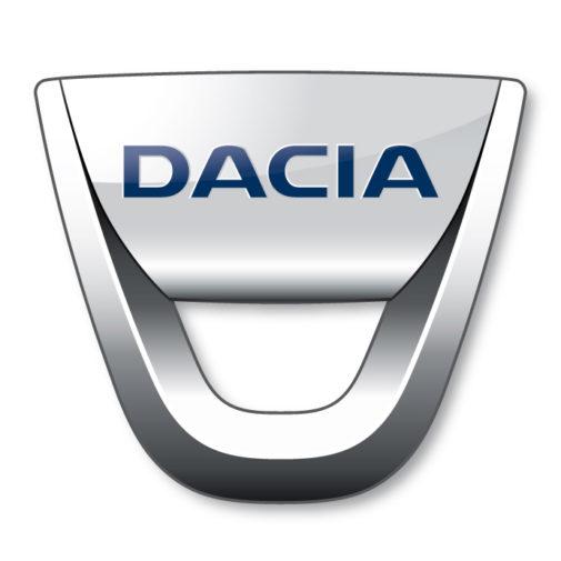 C10 Logo DACIA TRICHRO