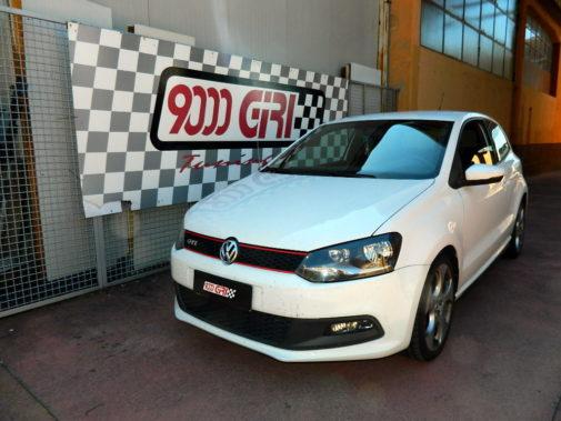 Vw Polo Gti powered by 9000 Giri