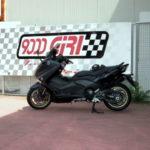"Yamaha T-Max Black Max 530 """