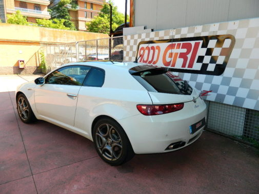 Alfa Brera 3.2 powered by 9000 Giri
