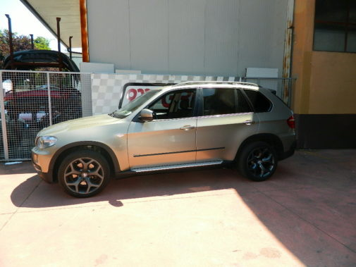Bmw X5 3.0 tdi powered by 9000 Giri