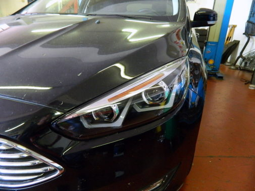 Ford Focus 1.5 dci powered by 9000 Giri