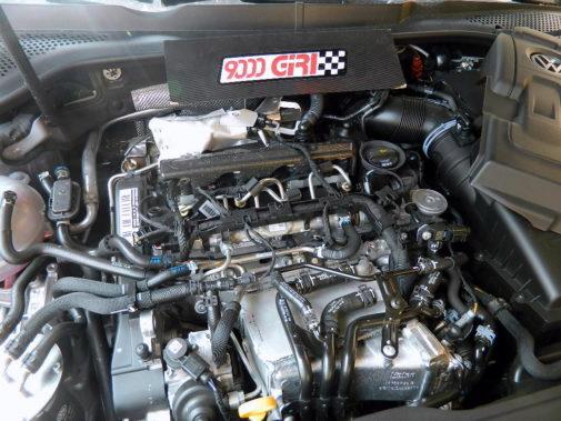 Golf VII 2.0 tdi powered by 9000 Giri