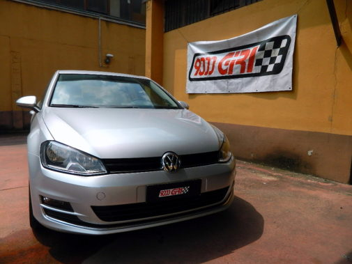 Golf VII 2.0 tdi powered by 9000 Giri