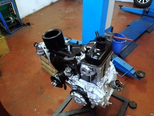 Revisione motore e cambio Fiat 500 L 1970 by 9000 Giri