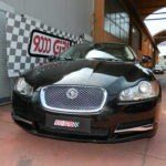 "Jaguar XF 3.0 tdi ""Air terminal"""