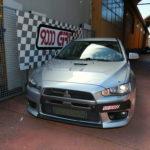 """Elaborazione Mitsubishi Lancer Evo X """"Cangiante"""""""