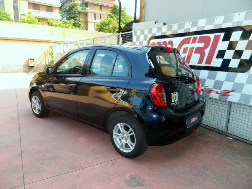 Nissan Micra powered by 9000 Giri (2)