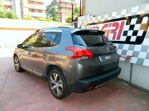 Peugeot 2008 1.6 hdi powered by 9000 Giri