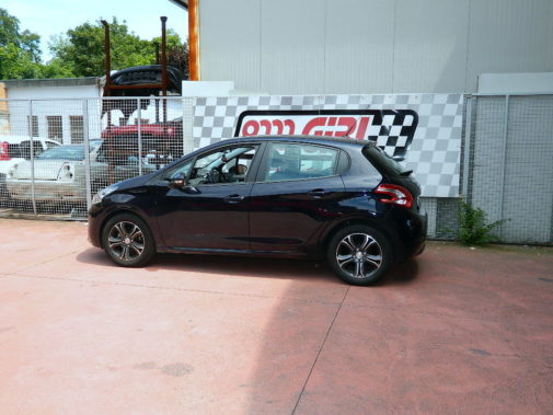 Peugeot 208 1.6 hdi powered by 9000 Giri (2)